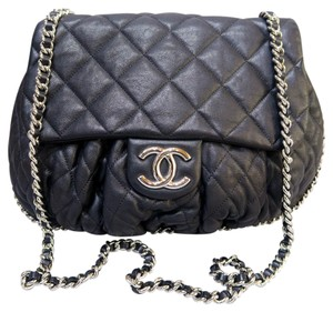 Chanel Medium Chain Around Messenger Shoulder Bag