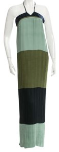 Blue and green Maxi Dress by 10 Crosby Derek Lam
