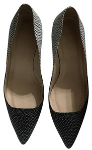 Club Monaco Black/White Pumps