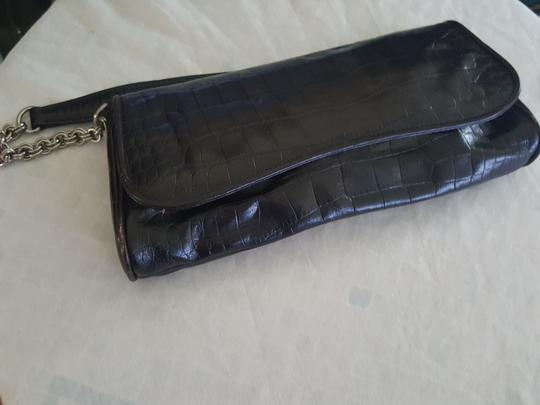 Ann Taylor Brown Clutch Image 7