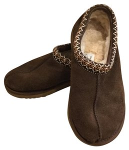 UGG Australia chocolate brown Mules