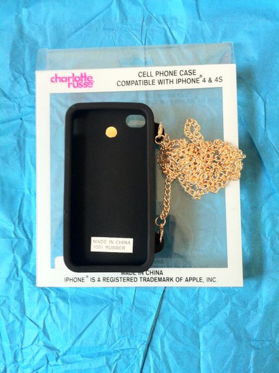 Charlotte Russe New In Box,I-Phone 4&4S CASE Carry Like A Purse-UNIQUE.Retail $29.99