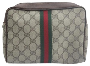 Gucci Cosmetic Bag Case Clutch Pouch GGTL188