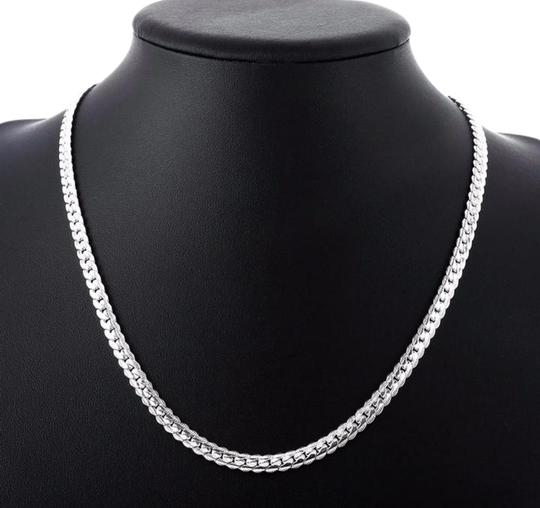 Preload https://img-static.tradesy.com/item/21082435/-sterling-silver-sideways-5mm-20-inch-chain-necklace-0-1-540-540.jpg