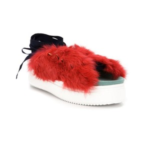 UNDERCOVER Red Platforms