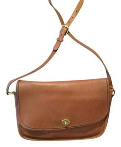 Coach Handbag Vintage City 9890 Cross Body Bag