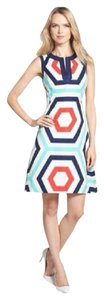 Kate Spade short dress Multi-Color Zuma Geometric on Tradesy
