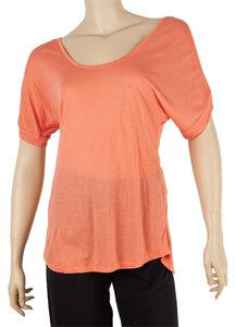 American Rag T Shirt Orange