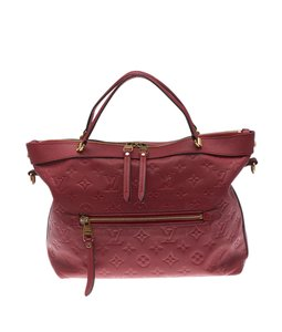 Louis Vuitton Leather Empriente Shoulder Bag