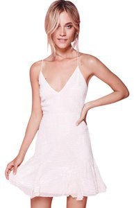 Free People Bride Bachelorette Sequin Sparkle Vegas Dress