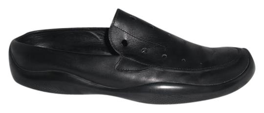 Preload https://item1.tradesy.com/images/prada-black-men-s-sport-linea-rossa-leather-slip-on-loafers-9-shoes-21083255-0-1.jpg?width=440&height=440