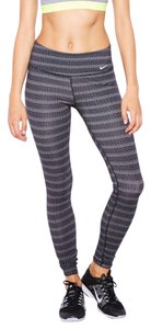 Nike Women's Nike Legend Dri-Fit Training Tights. Materials: 61% cotton, 33% polyester, 6% spandex Style/Color: 725112-010