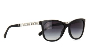 Chanel Chanel 5260Q 1074/S6 Butterfly with Chain Accents Sunglasses