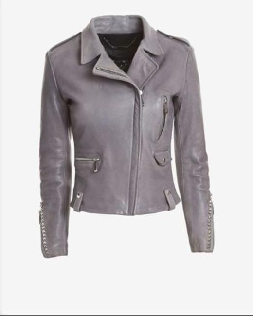 Barbara Bui Motorcycle Jacket Image 1