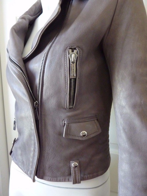 Barbara Bui Motorcycle Jacket Image 6