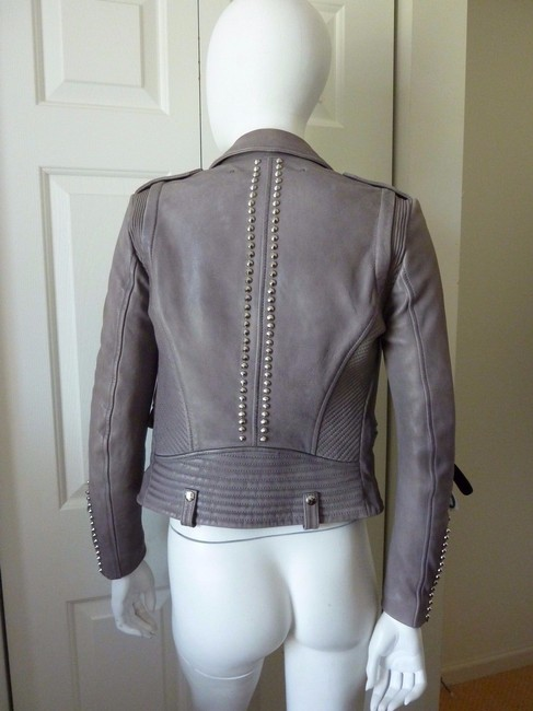 Barbara Bui Motorcycle Jacket Image 7
