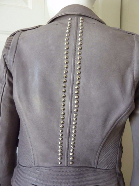 Barbara Bui Motorcycle Jacket Image 8