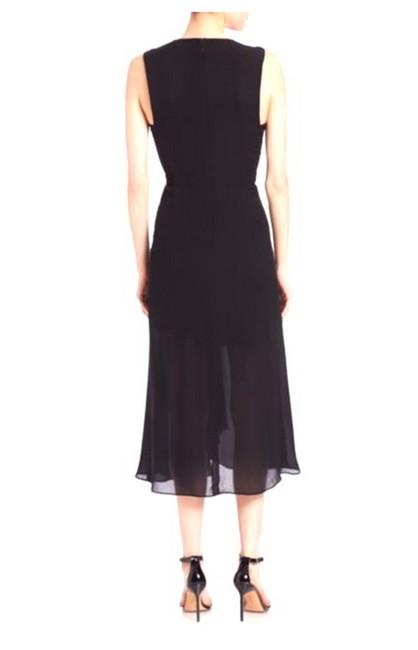 A.L.C. Partially Lined Zip Closure Dress Image 1