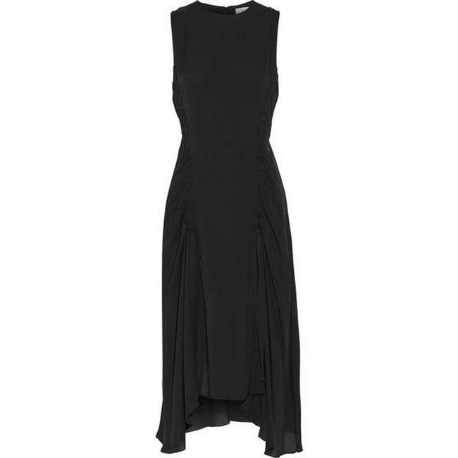 A.L.C. Partially Lined Zip Closure Dress Image 2