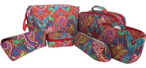Vera Bradley NWT PAISLEY IN PARADISE COLLECTION