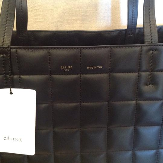 Céline Satchel in BLACK Image 1