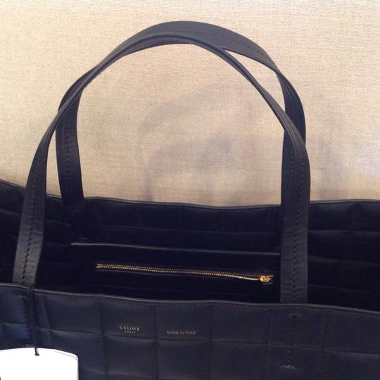 Céline Satchel in BLACK Image 2