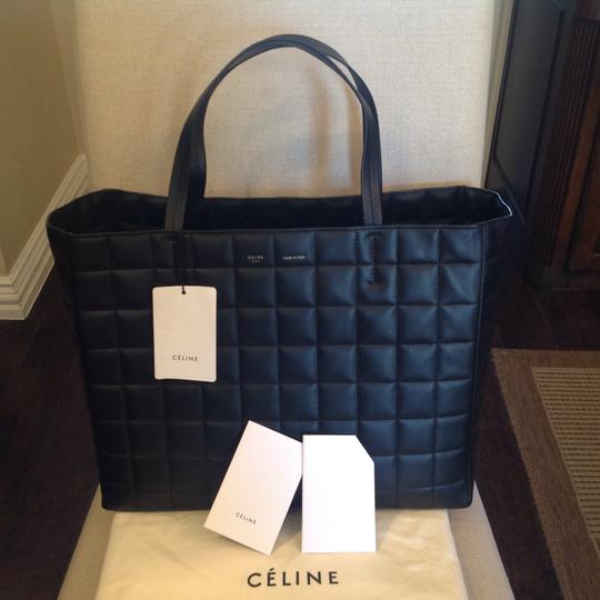 Céline Satchel in BLACK Image 5