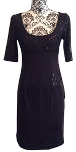 Suzi Chin for Maggy Boutique Classy Sequin Cocktail Shimmer Dress