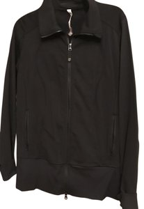 Lululemon Fitted Zip Up Jacket, Stretch, Collar, Zip Pockets