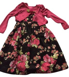 Other Kids Pinky Size6 Girls Dress