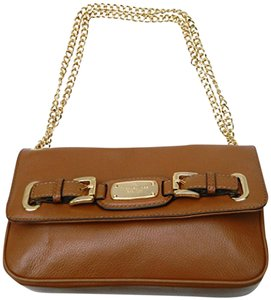Michael Kors Chain Flap Luggage Shoulder Bag