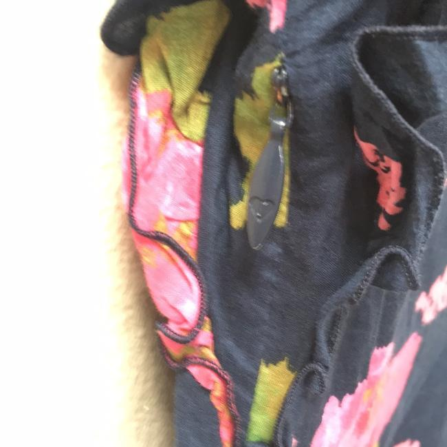 Juicy Couture short dress Navy Floral Ruffle on Tradesy Image 11