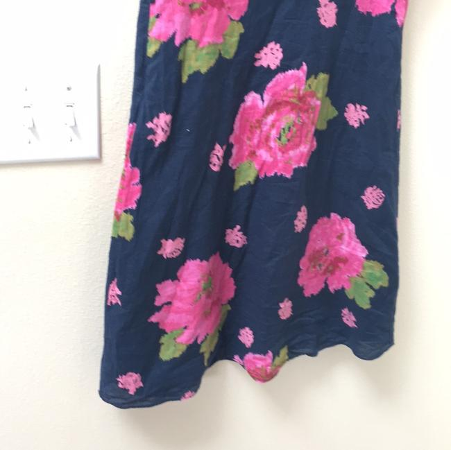 Juicy Couture short dress Navy Floral Ruffle on Tradesy Image 9