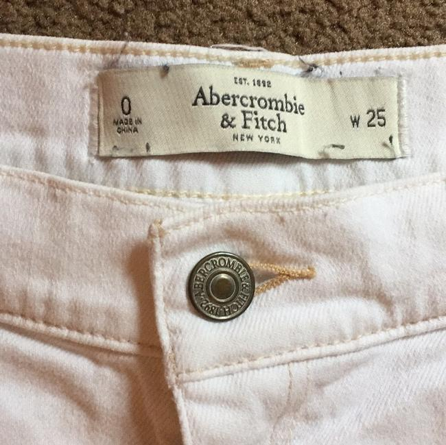 Abercrombie & Fitch Mini/Short Shorts White Image 1