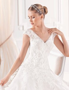 Pronovias 2015 Ellis La Sposa By Pronovias Wedding Gown Wedding Dress