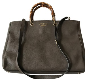 Gucci Tote in taupe/brown