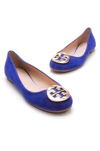 Tory Burch Bright Cobalt (Blue) Flats