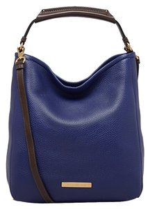 Marc by Marc Jacobs Leather Gold Hardware Hobo Bag