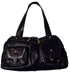 Jones New York Satchel in Black