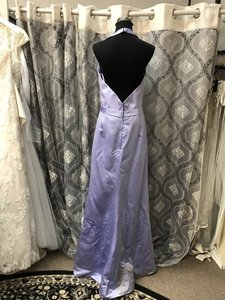 Allure Bridals Lilac 1368 Bridesmaid/Mob Dress Size 12 (L)