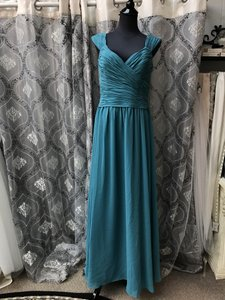 Allure Bridals Oasis 1374 Bridesmaid/Mob Dress Size 12 (L)