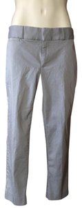 Banana Republic Cropped Work Summer Capri/Cropped Pants grey