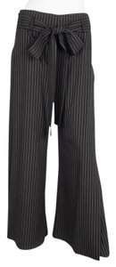 Ralph Lauren Collection Wide Leg Pants black