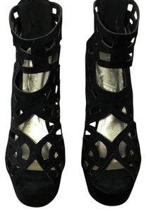 Liliana Black Platforms