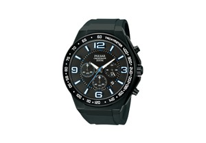 Pulsar PT3405 Mens Chronograph Stainless