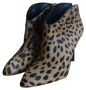 Brian Atwood Leopard Boots