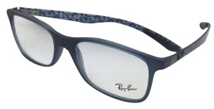 0edc64f5779 Ray-Ban RAY-BAN Eyeglasses TECH SERIES 8903 5262 55-17 Blue-