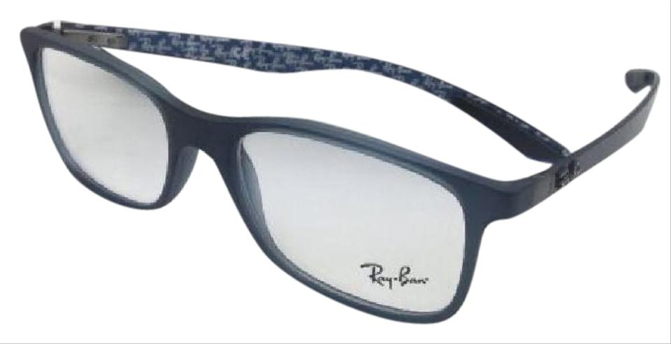 494bfc8264 Ray-Ban New Tech Series Rb 8903 5262 55-17 Blue-grey W  Carbon Fiber  Sunglasses