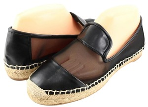 Stella McCartney Espadrille Eur 40 Black Flats