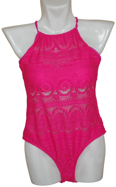 Preload https://img-static.tradesy.com/item/21085916/kenneth-cole-reaction-pink-with-lace-removable-bra-pads-one-piece-bathing-suit-size-10-m-0-3-650-650.jpg
